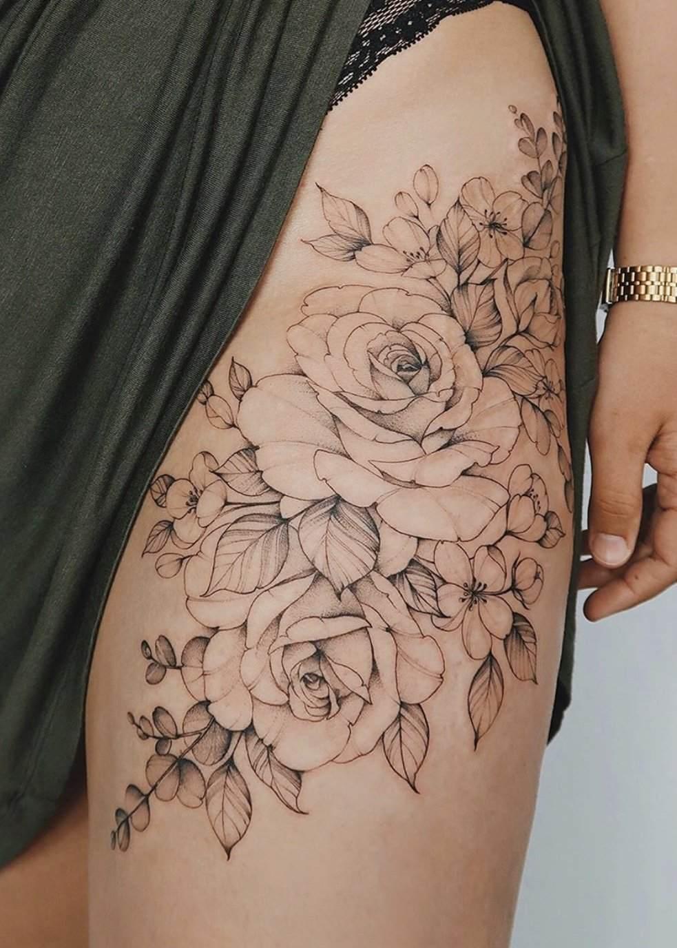 Whipshading Flower